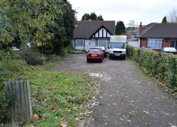 Thumbnail 4 bed semi-detached bungalow for sale in Scraptoft Lane, Leicester