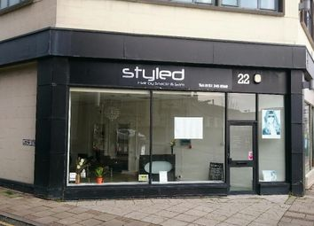Thumbnail Retail premises to let in Hamilton Street, Birkenhead