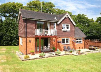 Thumbnail 4 bed detached house for sale in Dorking Road, Warnham, Horsham