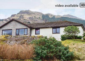 Thumbnail 3 bed bungalow for sale in Lochgoilhead, Cairndow
