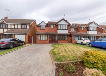 Thumbnail 5 bed detached house for sale in Grand Junction Way, Walsall, West Midlands