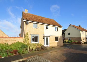Thumbnail 4 bed property to rent in Linnet Road, Queens Hills, Norwich