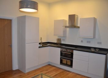 Thumbnail Studio to rent in Flat 7, Kings Court, 6 High Street, Newport, Gwent
