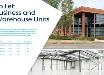 Thumbnail Industrial to let in Unit 415, Wharfedale Road, Wokingham