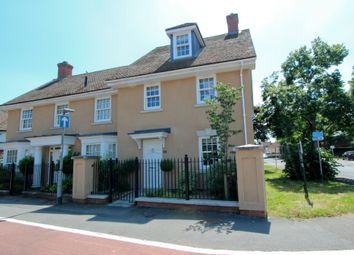 Thumbnail 3 bed end terrace house to rent in College Street, Petersfield