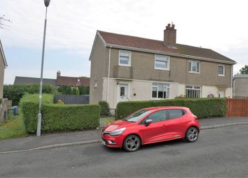 Thumbnail 3 bed semi-detached house for sale in Bourock Square, Barrhead