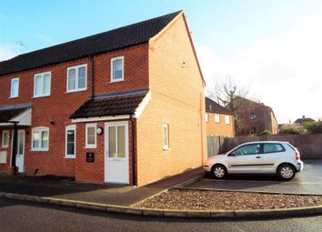 Thumbnail 2 bedroom end terrace house for sale in Whitsands Mews, Swaffham