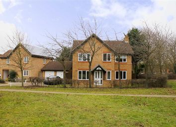 Thumbnail 4 bed detached house for sale in Morebath Grove, Furzton, Milton Keynes