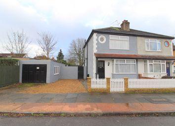 Thumbnail 2 bed semi-detached house for sale in St Hildas Avenue, Ashford