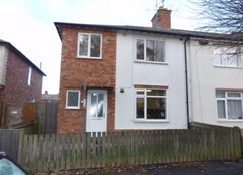Thumbnail 3 bed end terrace house for sale in Trafford Road, Rushden, Northamptonshire