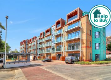 Thumbnail 3 bedroom flat for sale in Union Park, Packet Boat Lane, Uxbridge, Middlesex
