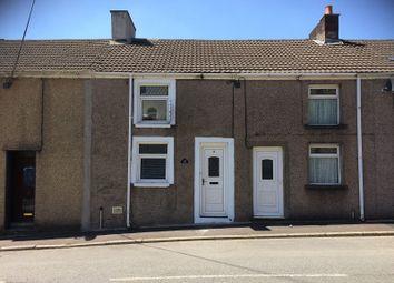 Thumbnail 2 bed terraced house for sale in Queen Street, Pontrhydyfen, Port Talbot, Neath Port Talbot.