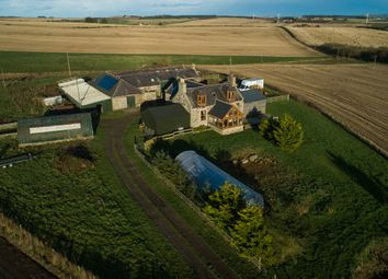Thumbnail 3 bed farmhouse for sale in Hope Farm, Bonnykelly, New Pitsligo