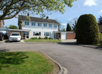 Thumbnail 4 bed semi-detached house for sale in Balliol Close, Tackley, Kidlington