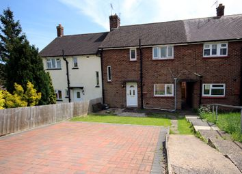 Thumbnail 2 bed terraced house for sale in St. Crispins Avenue, Wellingborough, Northamptonshire.