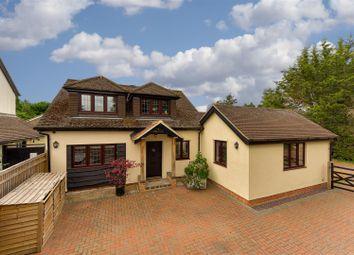 Thumbnail 3 bed detached house for sale in Langshott Lane, Horley