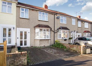 Thumbnail 3 bed terraced house for sale in Jubilee Crescent, Mangotsfield, Bristol