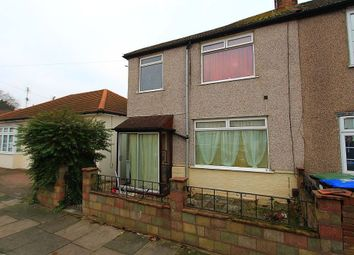 Thumbnail 3 bed end terrace house for sale in Chichester Road, London, London