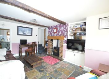 Thumbnail 2 bed cottage for sale in The Green, Sharlston Common, Wakefield