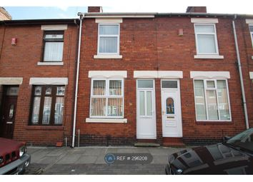 Thumbnail 2 bed terraced house to rent in Woodward Street, Stoke On Trent