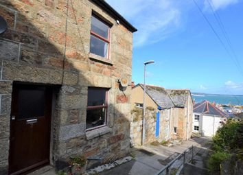 Thumbnail 2 bed end terrace house to rent in Church Street, Newlyn, Penzance, Cornwall