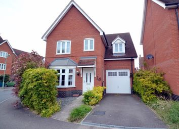 Thumbnail 4 bedroom detached house for sale in Corporal Lillie Close, Sudbury