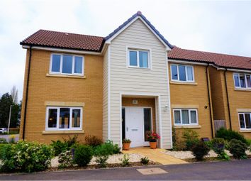 Thumbnail 5 bed detached house for sale in Mountbatten Drive, Exeter
