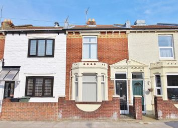 Thumbnail 2 bed terraced house for sale in Vernon Avenue, Southsea