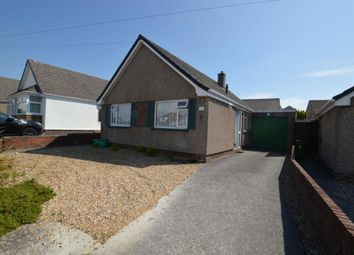 Thumbnail 3 bed detached bungalow for sale in Stanborough Road, Plymouth, Devon