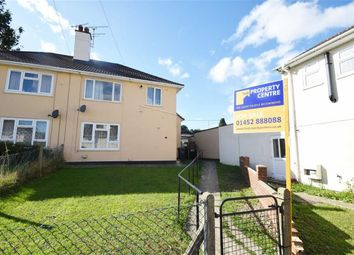 Thumbnail 1 bed maisonette for sale in Capel Road, Matson, Gloucester