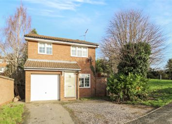 Thumbnail 3 bed detached house for sale in Hylder Close, Woodhall Park, Swindon, Wiltshire