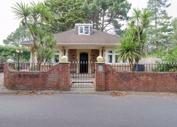 Canford Cliffs Road, Canford Cliffs, Poole BH13. 3 bed detached bungalow