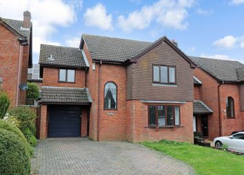 Thumbnail 4 bedroom detached house for sale in Chase Grove, Waltham Chase, Southampton