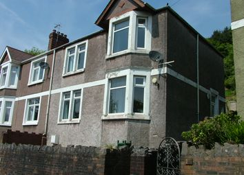 Thumbnail 3 bed semi-detached house to rent in Gwar Y Caeau, Port Talbot