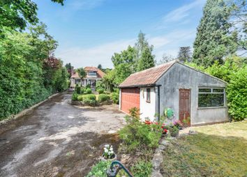 Thumbnail 3 bed detached house for sale in Grove Avenue, Coombe Dingle, Bristol