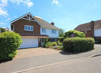 Thumbnail 5 bed detached house for sale in Harvest Way, Folkestone