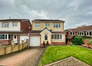 Thumbnail 4 bed detached house for sale in Leyburn Drive, Swallownest, Sheffield
