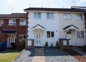 Thumbnail 2 bed terraced house for sale in Chive Court, Farnborough