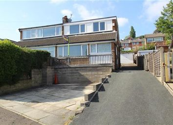 Thumbnail 3 bed semi-detached house for sale in Prospect Avenue, Pye Nest, Halifax