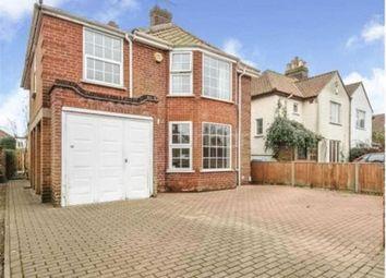 Thumbnail 6 bed detached house for sale in De Hague Road, Norwich