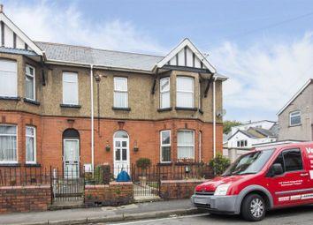 Thumbnail 4 bed end terrace house for sale in St. Matthews Road, Cwmfields, Pontypool