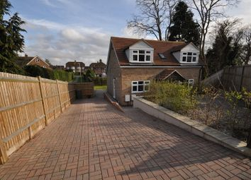 Thumbnail 3 bed detached house to rent in Dudley Road, Kennington, Ashford