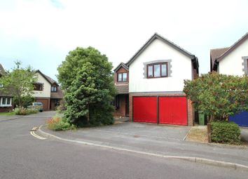 Thumbnail 4 bedroom detached house for sale in Wellow Gardens, Fareham