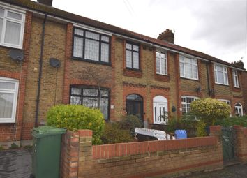 Thumbnail 3 bed terraced house for sale in Sylvan Avenue, Chadwell Heath, Romford