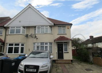 Thumbnail End terrace house for sale in Wyld Way, Wembley