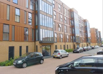 Thumbnail 2 bed flat for sale in Horizon Place, Studio Way, Borehamwood