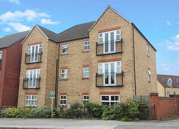 Thumbnail 2 bed flat for sale in Spindle Court, Mansfield