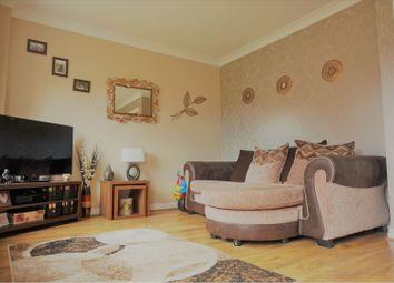 Thumbnail 4 bed town house for sale in Yew Tree Close, Spring Gardens, Shrewsbury