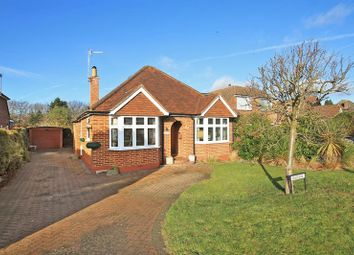 Thumbnail 2 bed detached bungalow for sale in Send Hill, Send, Woking