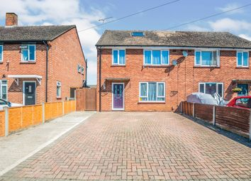 Thumbnail 4 bedroom semi-detached house for sale in Lincoln Road, Maidenhead
